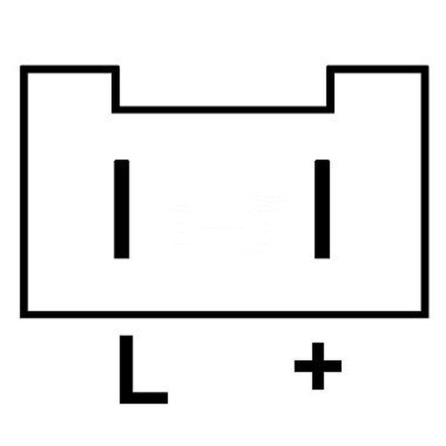 Генератор ALV0165