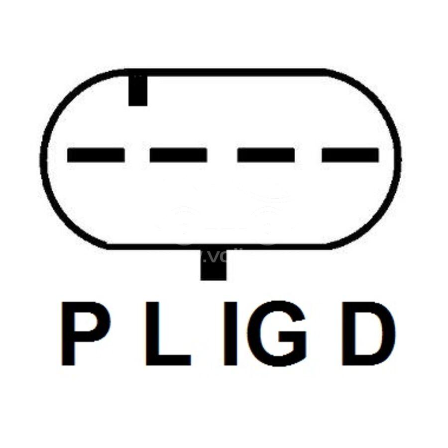 Регулятор генератора ARD9052