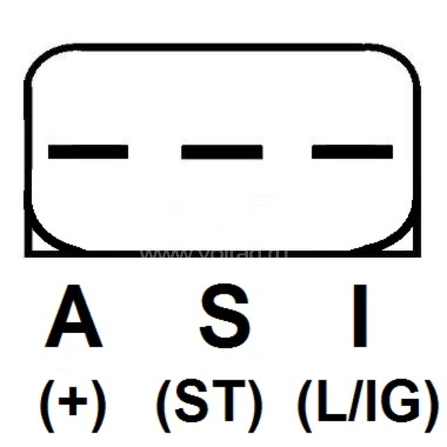 Регулятор генератора ARF2479