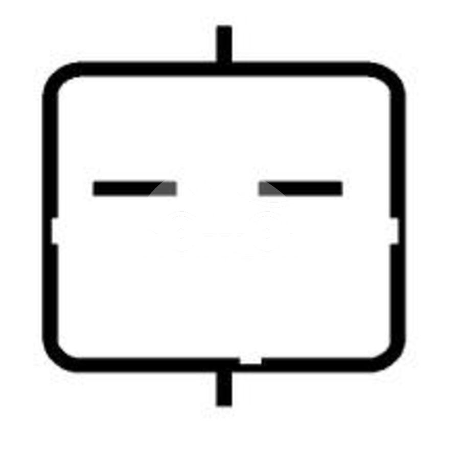 Компрессор кондиционера автомобиля KCS0348