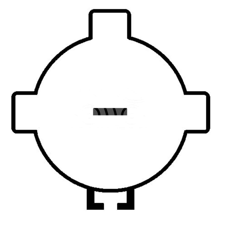 Компрессор кондиционера автомобиля KCH0137