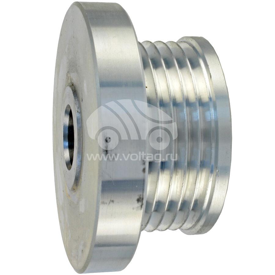 Шкив генератора металлическийKRAUF APV0206DD (330206)