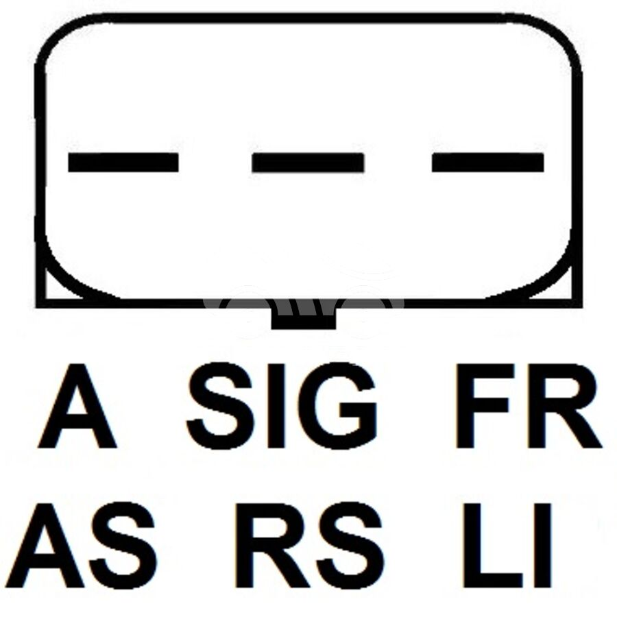 Регулятор генератора ARF2797