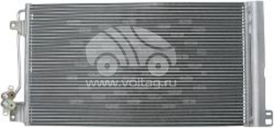 Радиатор кондиционера KRC0179