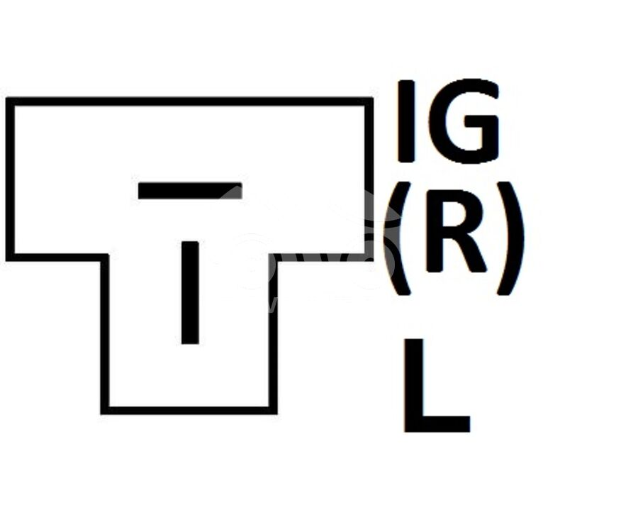 Регулятор генератора ARH5258