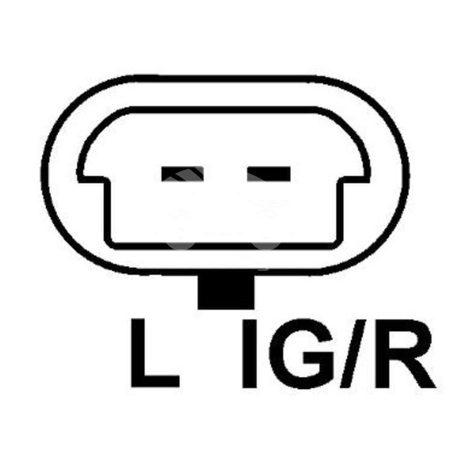 Регулятор генератора ARQ9353