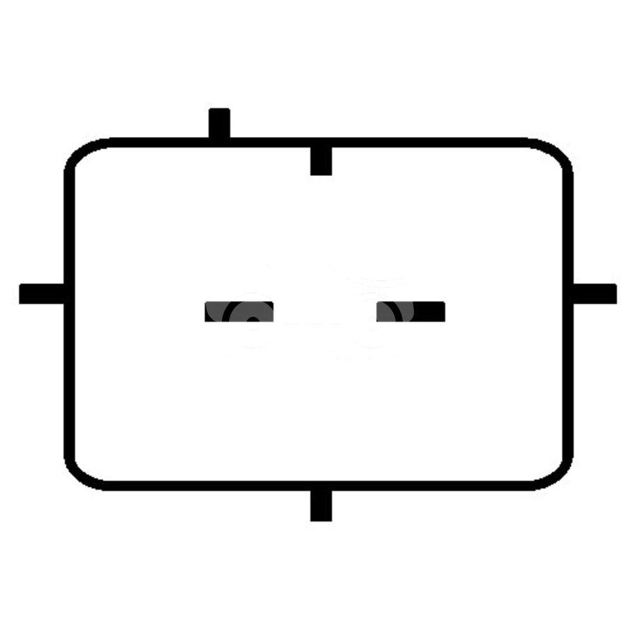 Компрессор кондиционера автомобиля KCS0255