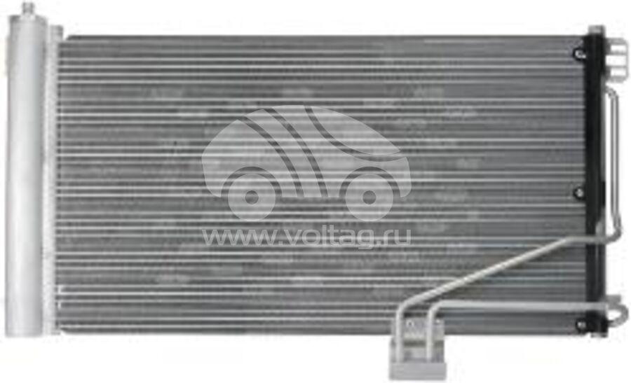 Радиатор кондиционера KRC0198