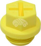 Пластиковая заглушка рулевой рейки (с резьбой) HDZ02114