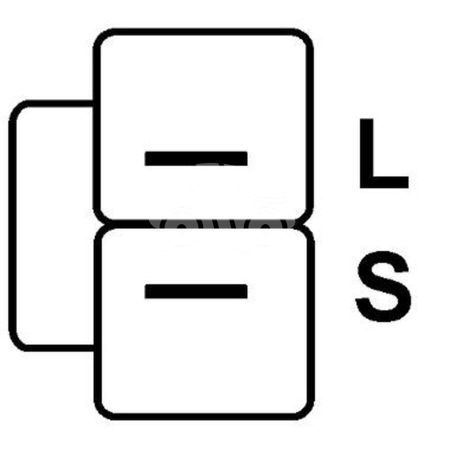 Генератор KRAUF ALM1518LP (3730042355)