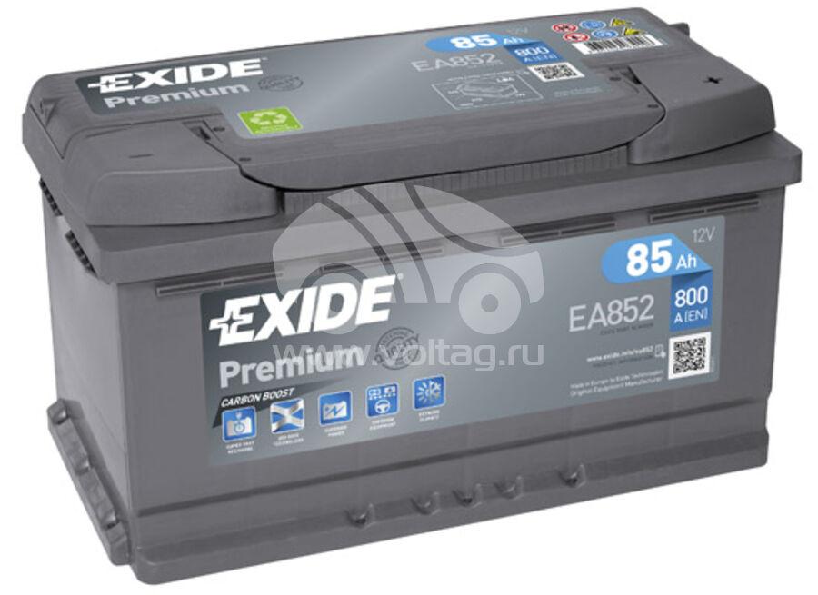 АккумуляторExide EA852 (ATE0852XE)