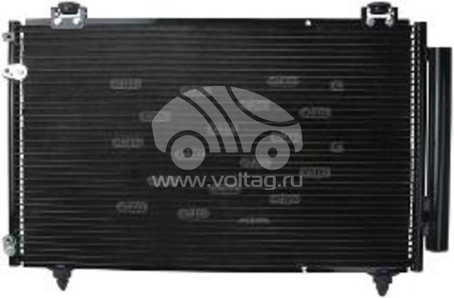 Радиатор кондиционера KRC0480
