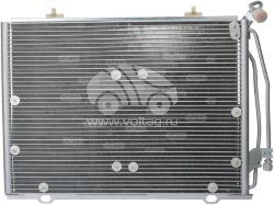 Радиатор кондиционера KRC0200
