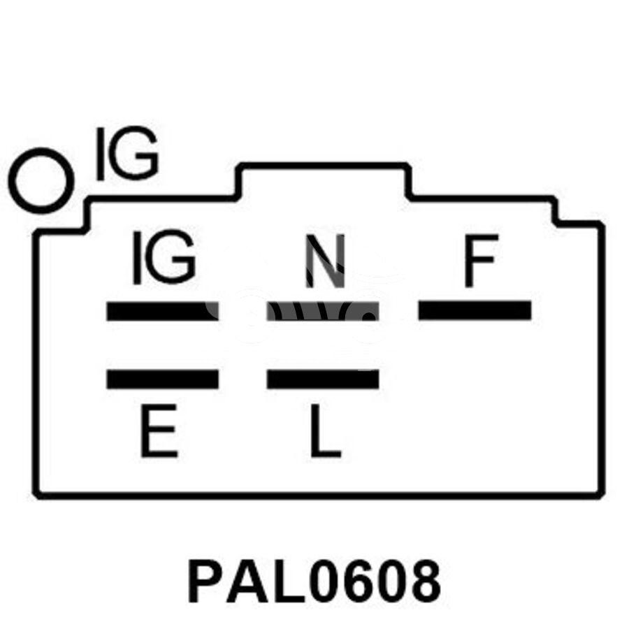Регулятор генератора ARN6628