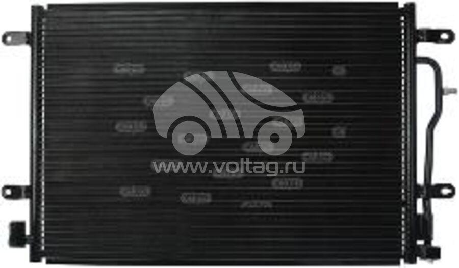 Радиатор кондиционера KRC0187