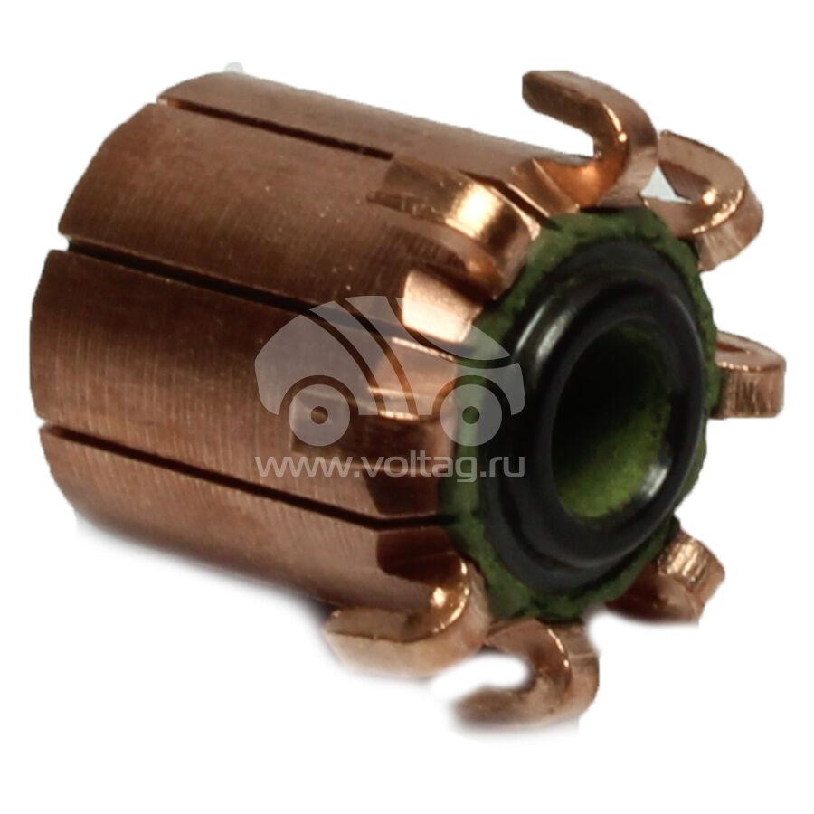 Коллектор моторчика печки KSS0005