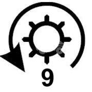 Бендикс стартера SDN6745