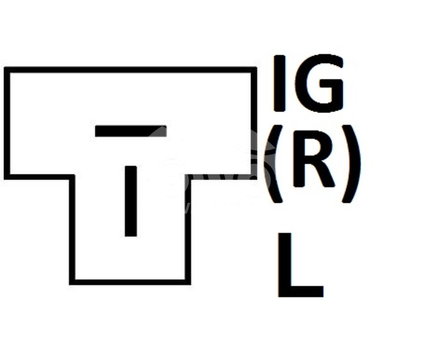 Регулятор генератора ARH5784