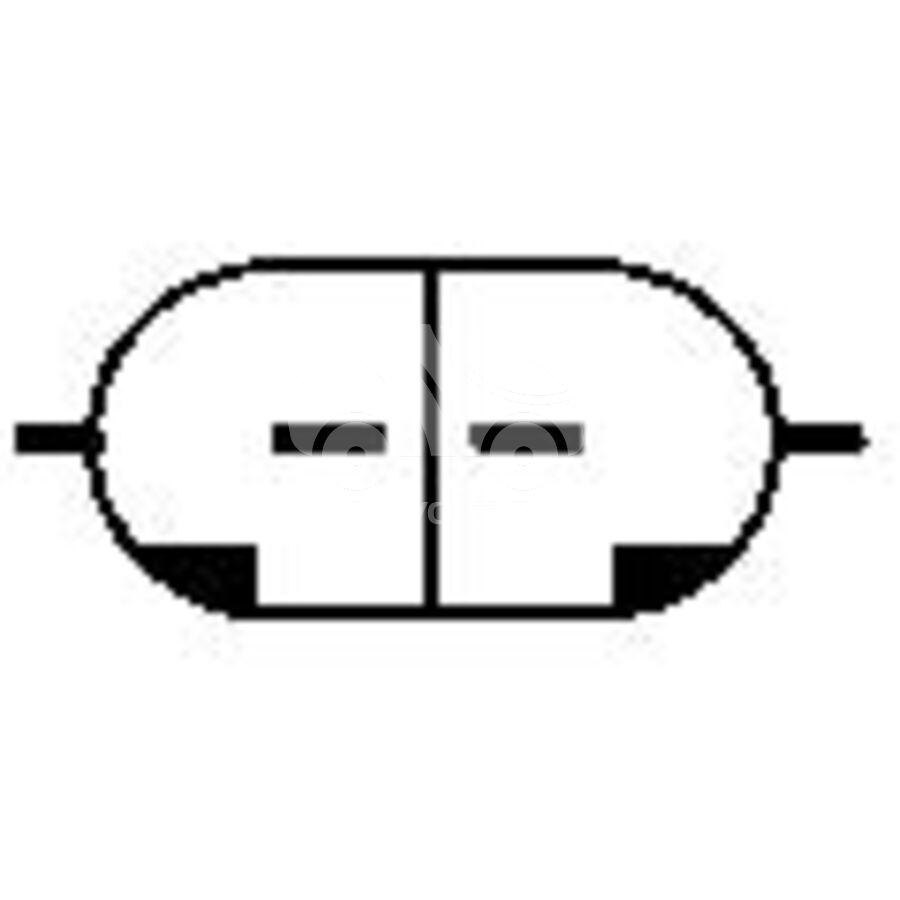 Компрессор кондиционера автомобиля KCD0121