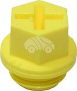 Пластиковая заглушка рулевой рейки (с резьбой) HDZ02116