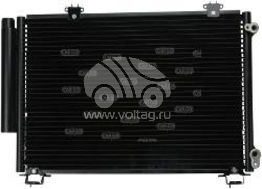 Радиатор кондиционера KRC0131