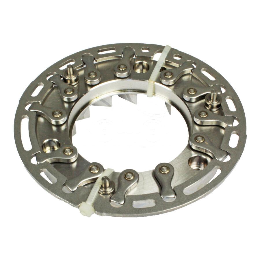 Геометрия турбокомпрессора MGT0052