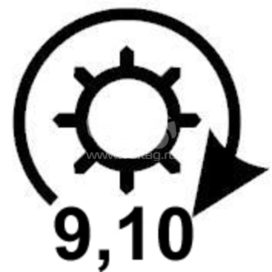 Стартер STV0980