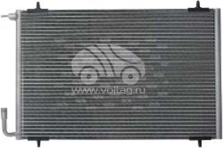 Радиатор кондиционера KRC0124