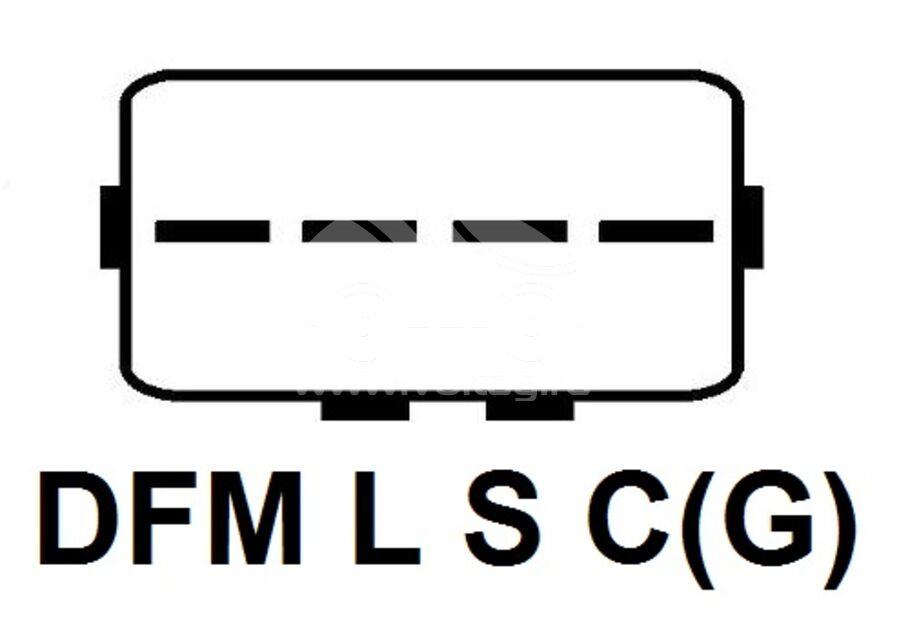 Регулятор генератора ARM3341
