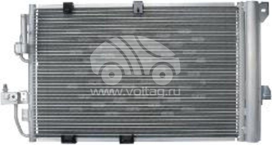 Радиатор кондиционера KRC0109