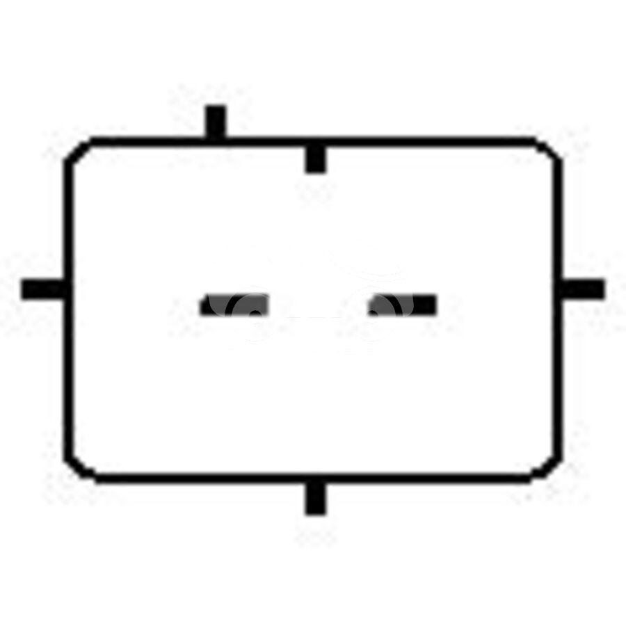 Компрессор кондиционера автомобиля KCS0101