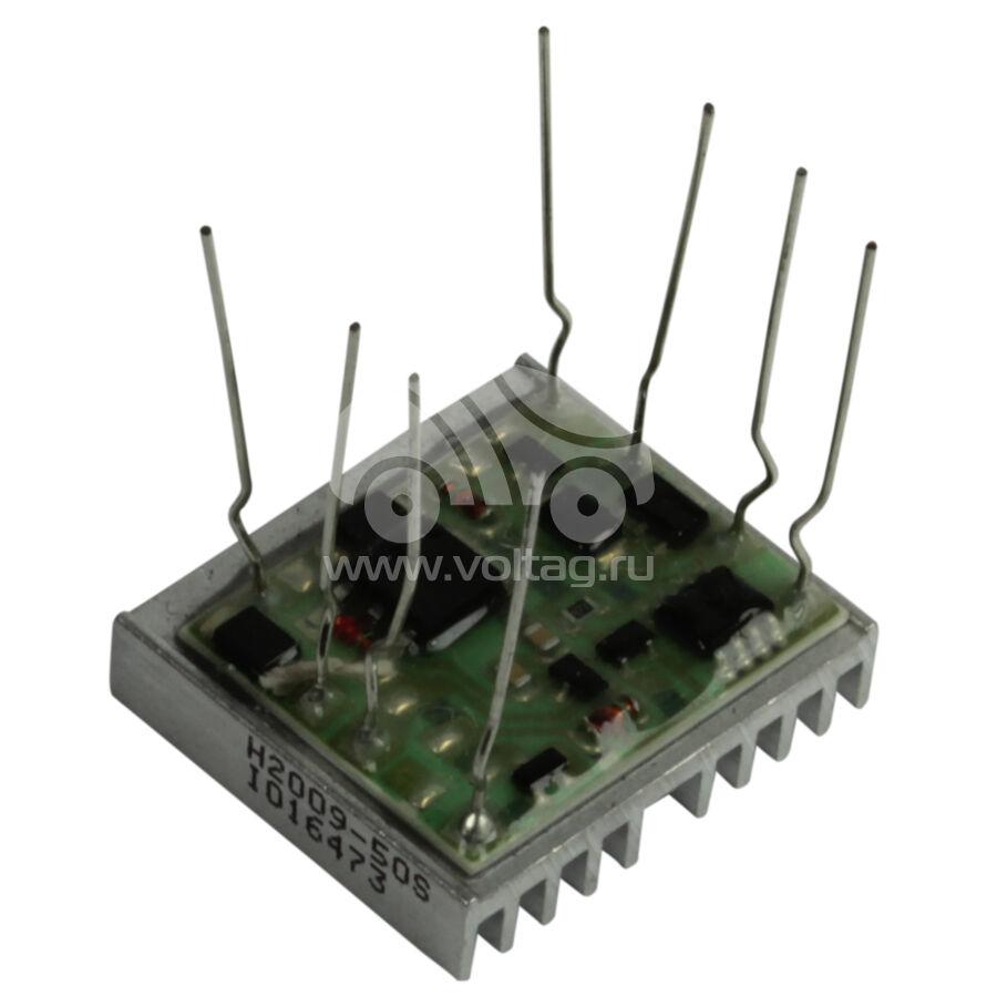 Чип реле-регулятора генератора AZM9835