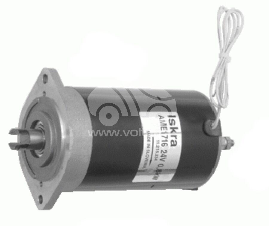 Электромотор постоянного тока AME1717