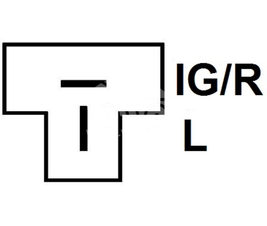Регулятор генератора ARM3401