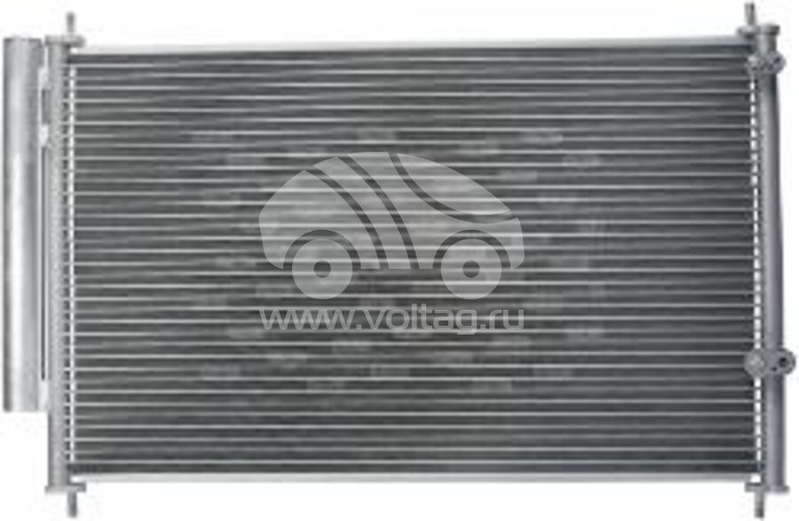 Радиатор кондиционера KRC0141