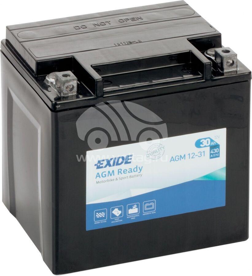 АккумуляторExide AGM1231 (ATM1231)