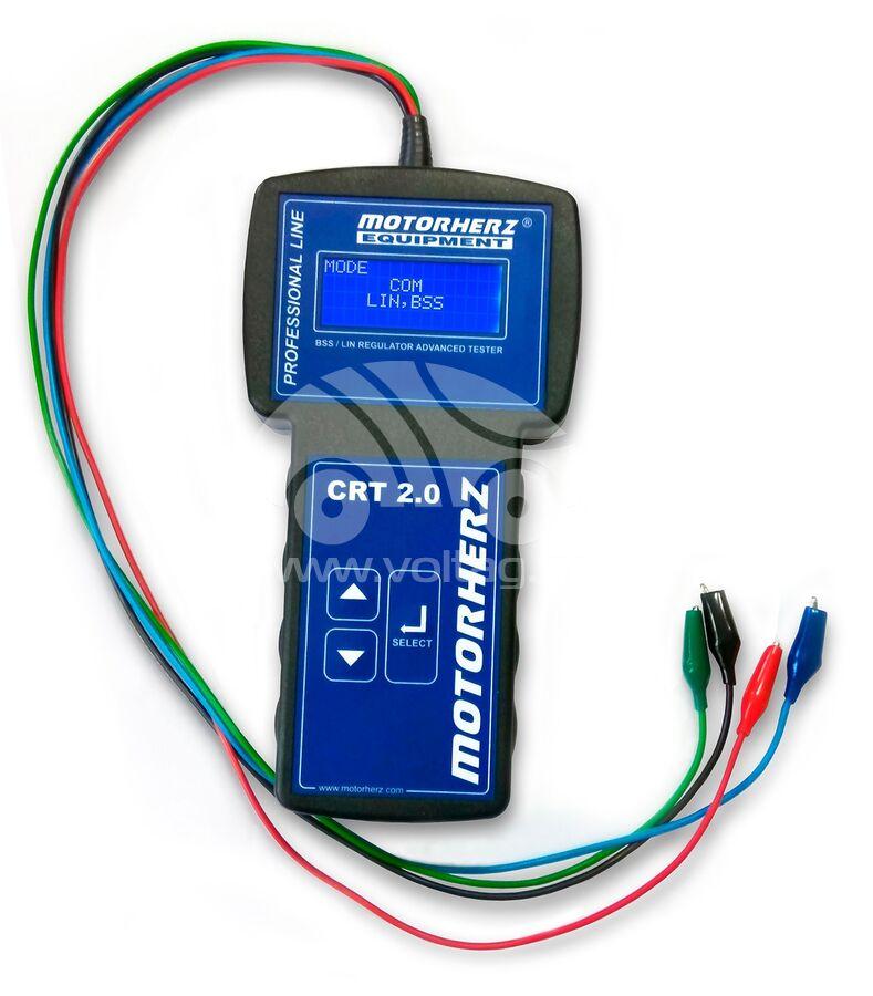 Тестер реле-регуляторов генератора QRZ0003