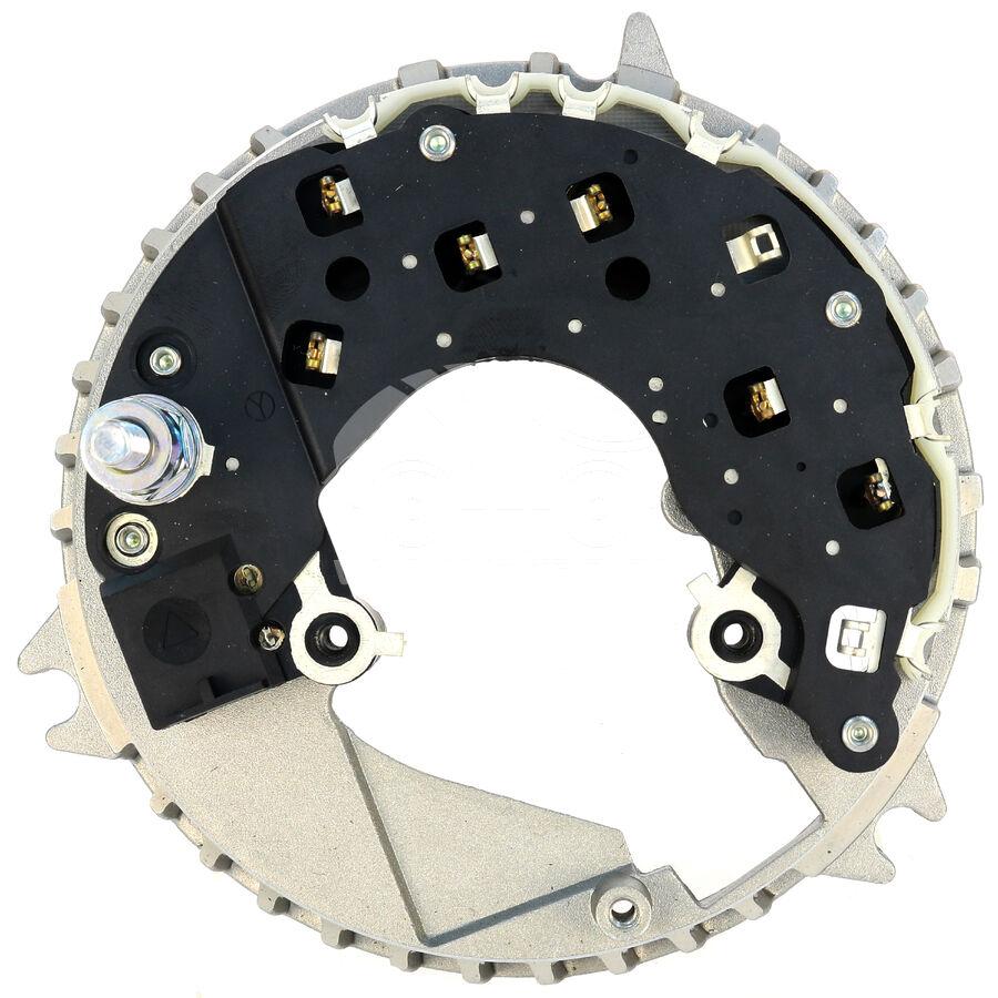 Крышка генератора с диодным мостом UTM EF6083A (EF6083A)