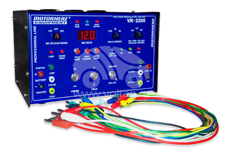 Комплект проводовMotorherz VR2200CS (VR-2200 / cable set)