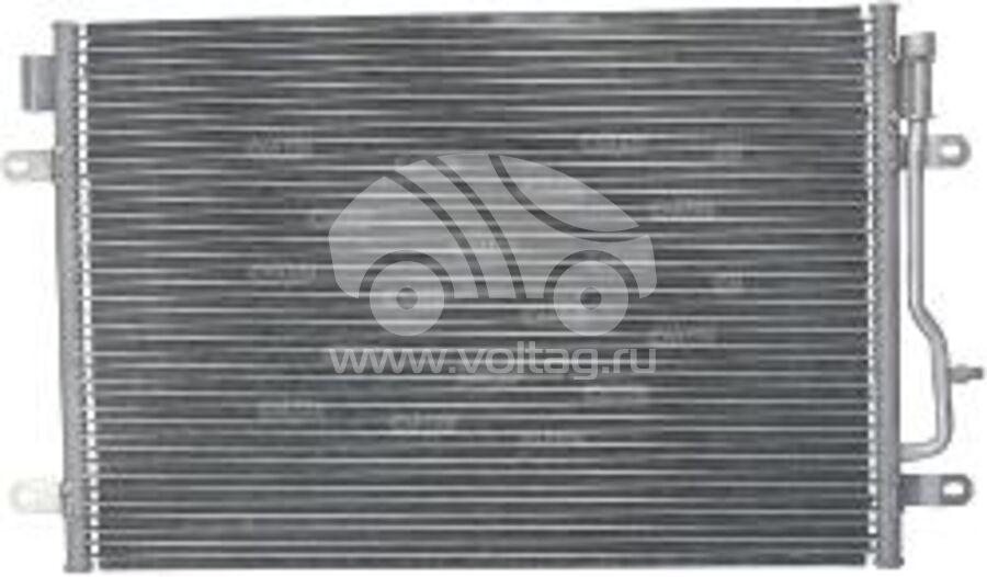 Радиатор кондиционера KRC0129
