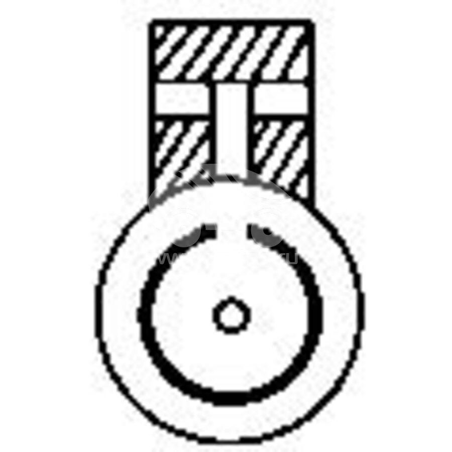 Компрессор кондиционера автомобиля KCS0276
