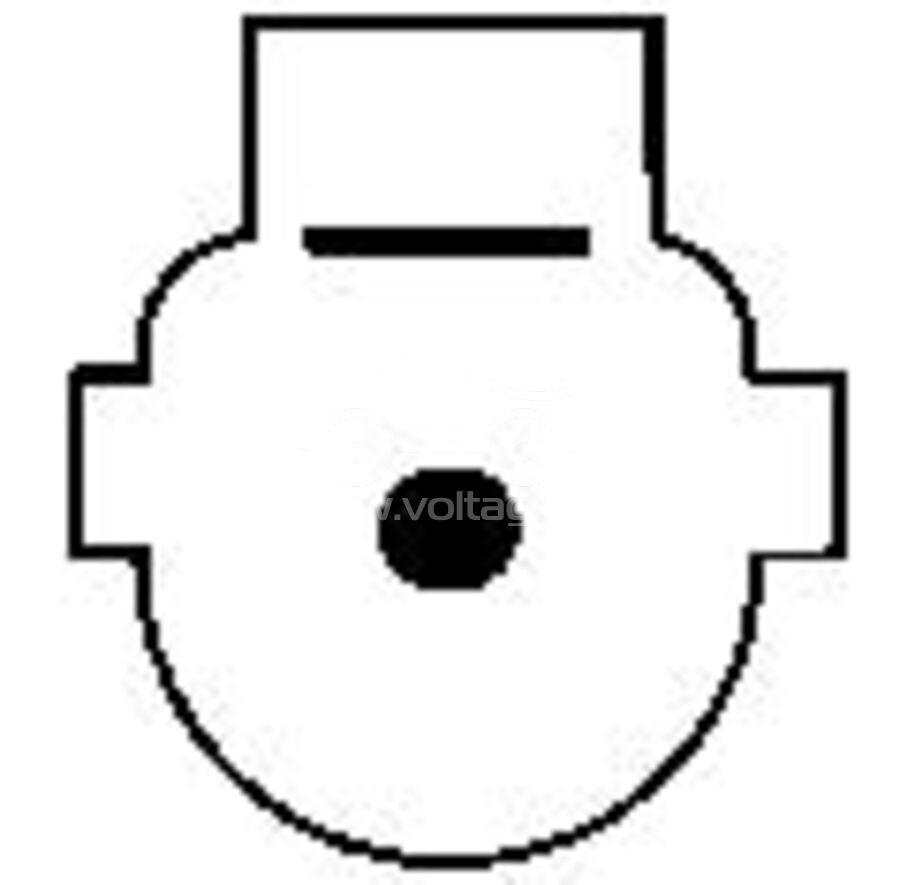 Компрессор кондиционера автомобиля KCN0405