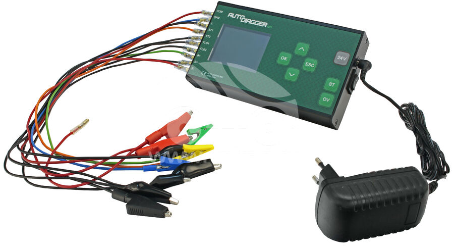 Тестер реле-регуляторов генератора Autodiagger AD300 (AD300)