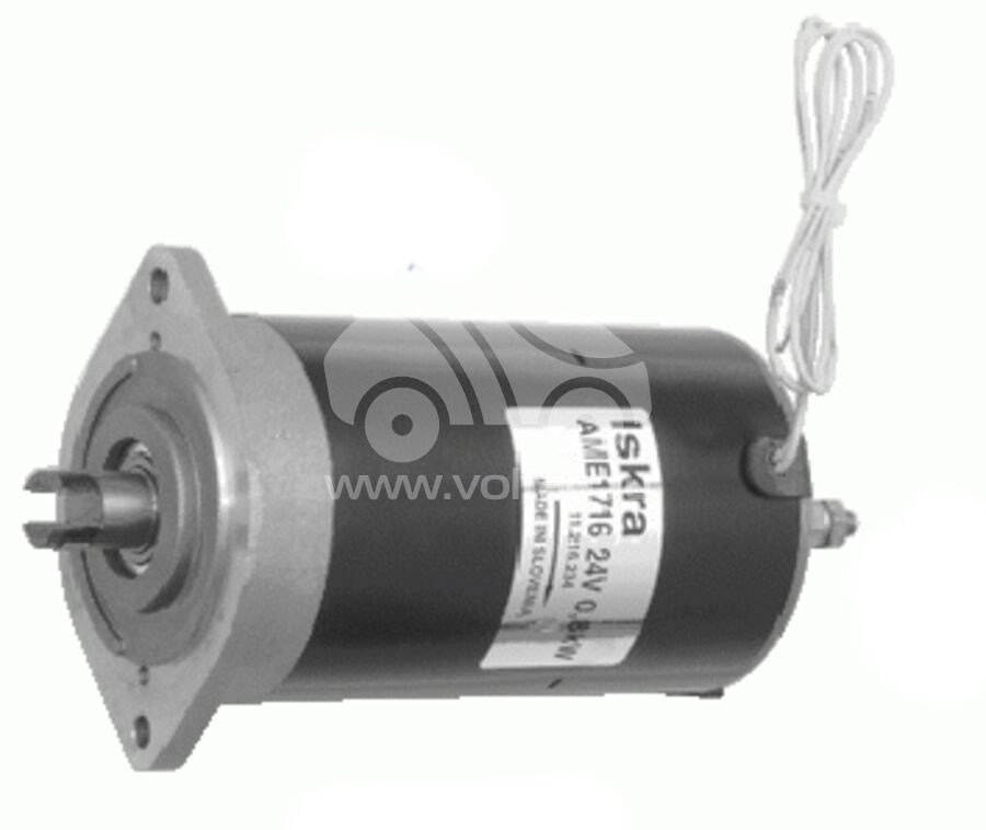 Электромотор постоянного тока AME1716