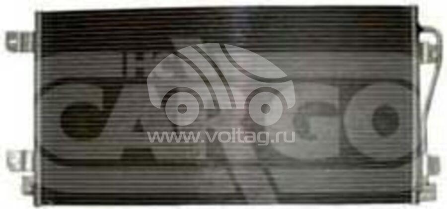 Радиатор кондиционера KRC0155
