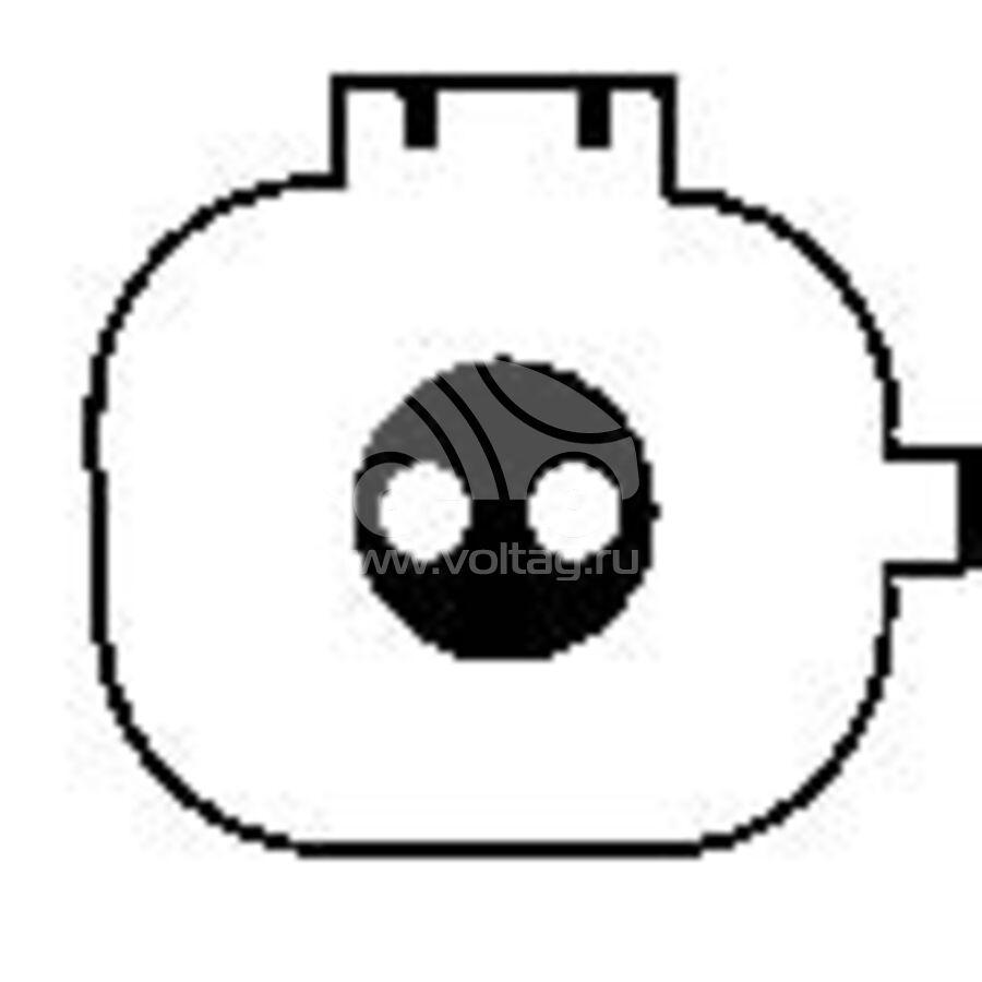 Компрессор кондиционера автомобиля KCF0116