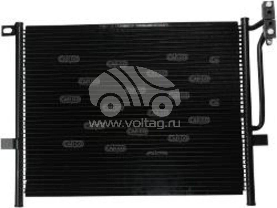 Радиатор кондиционера KRC0114