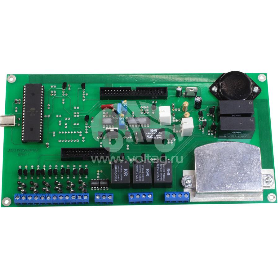 Плата к стендуMotorherz QUZ0014 (Motorherz ME1A / ME1B)