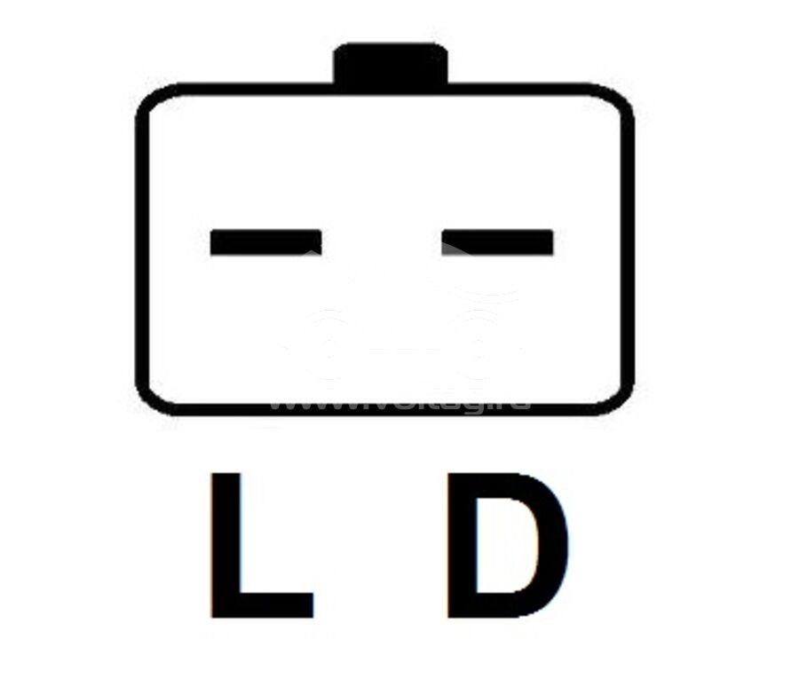 Регулятор генератора ARV1516