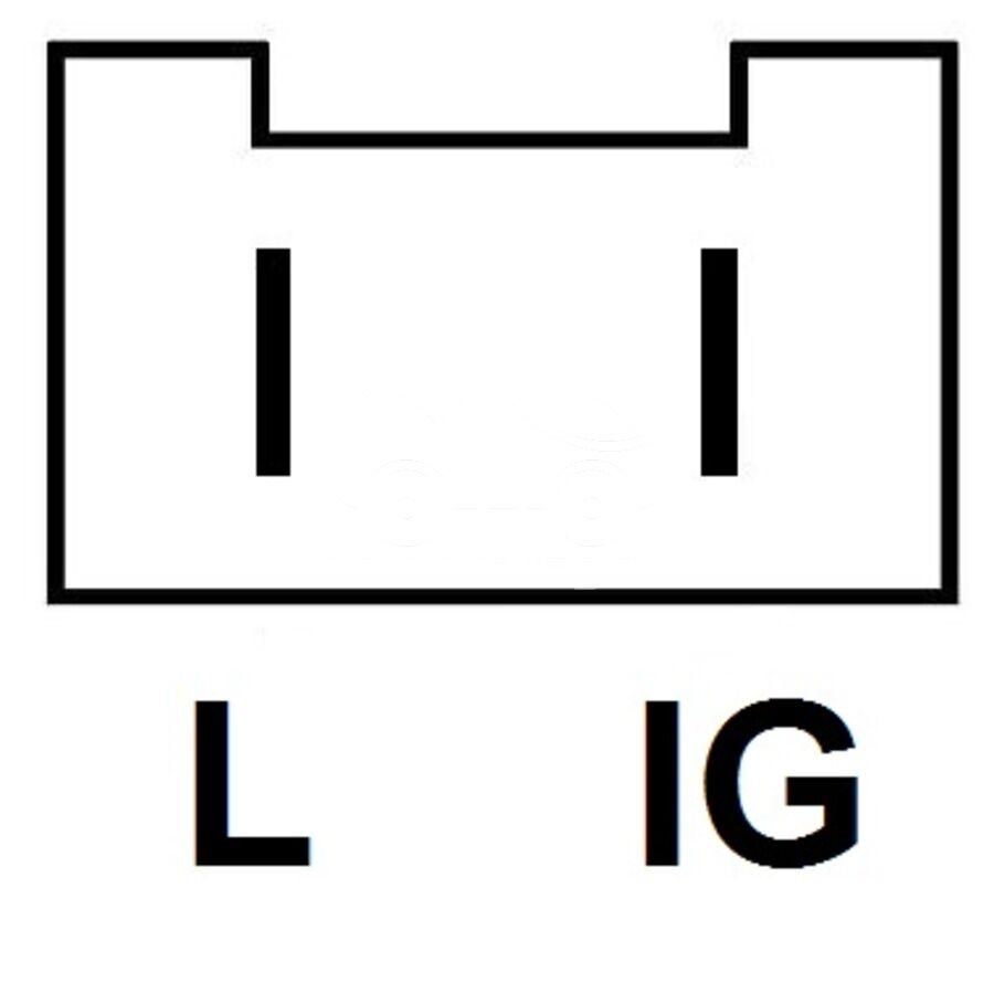 Регулятор генератора ARV1652